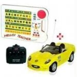 Hello Teacher With Rc Sports Car Childrens Toys