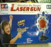 Laser Gun - Shoot On Target
