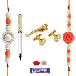 Rakhi Gifts - Jpearls Magnificent Brother Hamper - Jpbr-15-04-rk