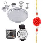 Jpearls Awesome Puja Thali Hamper