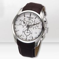 Men's Watches - Leather Belt - Analog
