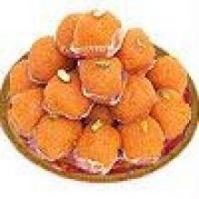 Motichur Ladoo From Haldiram