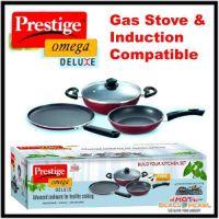 Prestige Omega Deluxe Non Stick Cookware Set