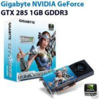 Gigabyte Nvidia Geforce Gtx285 Gddr3 Graphic Card