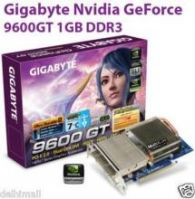New Gigabyte Nvidia Geforce 9600gt 1gb Ddr3 Card