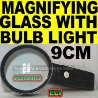 9cm Magnifying Glass With Target Spot Light