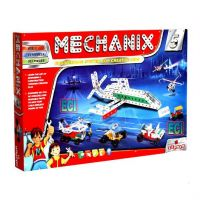301pcs Metal Mechanix 5 Engineering Toy Set Age7+
