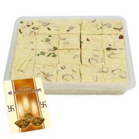 Soan Papdi-for Diwali