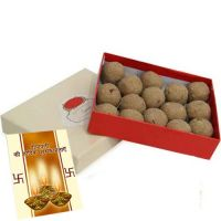 Besan Ladoo-for Diwali