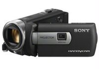 Camcorders - Sony Dcr-pj5 Flash Handycam With Projector