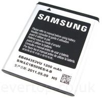 Samsung Eb494353vu Li-ion Battery