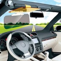 HD Uv Anti-glare Universal Auto Car Flip Down Shield Sun Visor Day/night