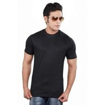 Clifton Mustee Black Tshirt for Men