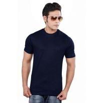 Clifton Mustee Navy Tshirt for Men