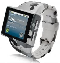 8GB Android 2.2 Mobile Phone Watch 2 Inch Capacitive Touchscreen Camera