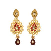 Vendee Fashion Gold Plated Earrings Jewelry 7092