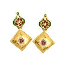 Vendee Fashion Amazing Creative Earrings Jewelry 7094
