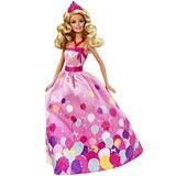 Delightful Princes Barbie Celebrating her Birthday