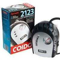 Coido 2123 Car Auto 12v Electric Air Pumpinflator