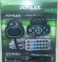 Sonilex Car Mp3 Fm Modulator Transmitter 2 Remote