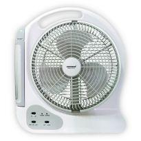 Rechargeable Desktop Fan 12