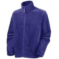 Winter Fleece Jacket With Color Choice