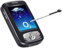 Used O2 XDA Atom mobile phone