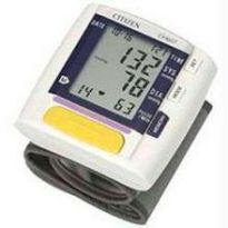 CITIZEN CH 607 FULLY AUTMATIC DIGITAL BLOOD PRESSURE MONITOR, DIRECT TO WRIST