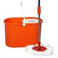 Magic Mop Rotating Spin 360 Degrees Floor Cleaner
