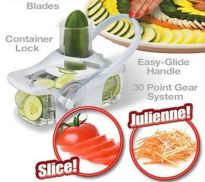 Slice O Matic Magical Chopper,Slicer,nicer,dicer