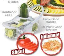 Slice O Matic Magical Chopper,Slicer,nicer,dicer