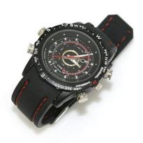 UNDER WATER WRIST WATCH VIDEO CAMERA, WATER PROOF