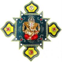 Good Luck Wall Hanging Of Lord Ganesha
