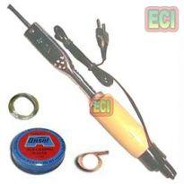 65W Soldering Iron Kit, Solder Wire, Paste, D Wick