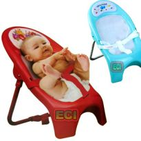 Newborn - 8M Baby Bath Tub Bathing Bed Bather Chair Safe Soft Cushion Stand