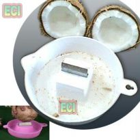 Temple Coconut Breaker Shell Cracker water collect