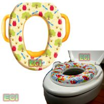 Universal Soft Padded Potty Seat Attachment For Baby &  Kids Training Chair