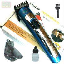 Nova RF8607 zero machine hair Clipper rechargeable