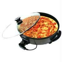 Electric Pizza Maker Pan Multi Home Making Machine