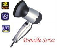 Portable Series 1200w/2speed Hair Dryer.