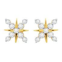 Kiara Star Shape Earring KIE0051