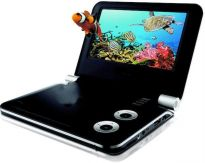 7inch Portable  DVD Player 3D