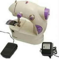 Portable 4in1 Sewing Machine With Adapter & Pedal