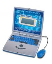 Slim Laptop With 22 Activities Educational Stylish Slim Laptop