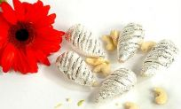 Sugar Free Pure Kaju Shankh - Gift Center