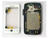 Blackberry Torch 9860 Original Housing Faceplate (Body Panel) (White)