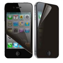Apple IPhone 4/4S Ultra HD Privacy Screen Protector Scratch Guard