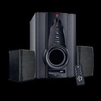 iBall Tarang 2.1 Multimedia Speakers with Remote