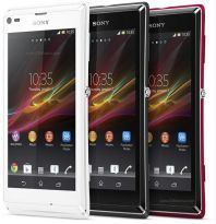 Sony Xperia L Android Smartphone