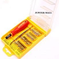 Jackly 31in1 Multi-function Repair Tools Screwdriver Screw Driver Kit Set 1